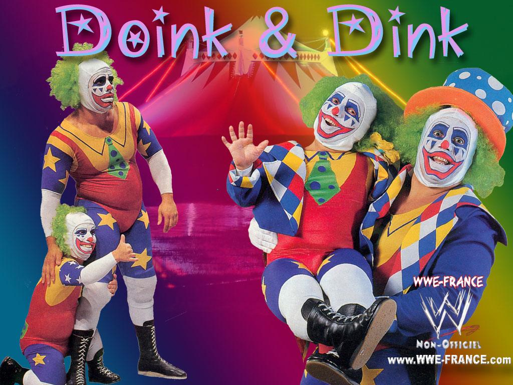 مكتبه Doink The Clown لباتشات لعبه WWE IMPACT Doink_Wallpaper_02_1024