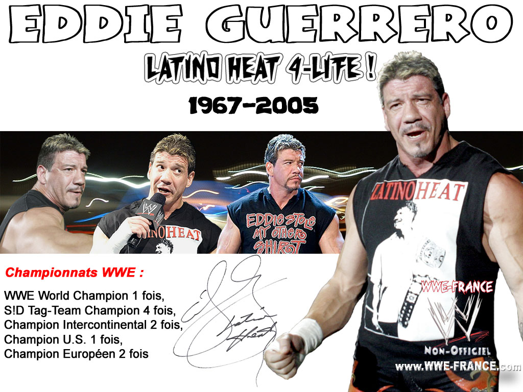 Eddie Deezen Wallpapers Eddie Guerrero Wallpaper