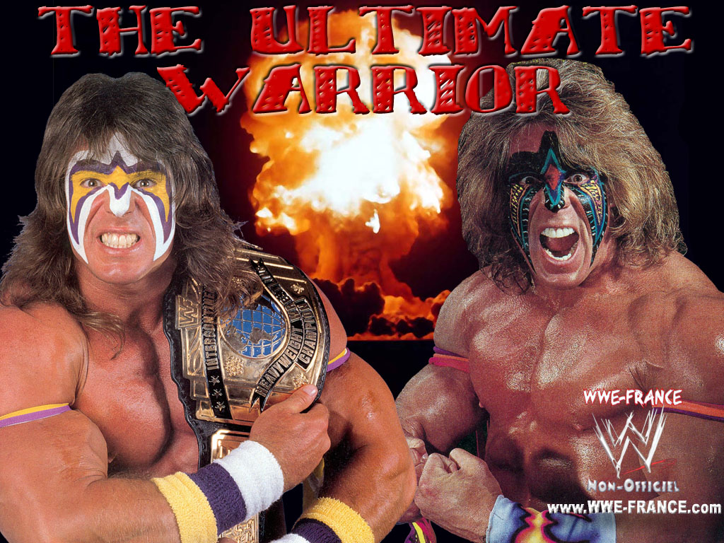 Ultimate warrior iphone wallpaper