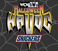 Carte Halloween Havoc 1998